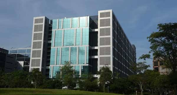 Cyxtera Data Center in Singapore