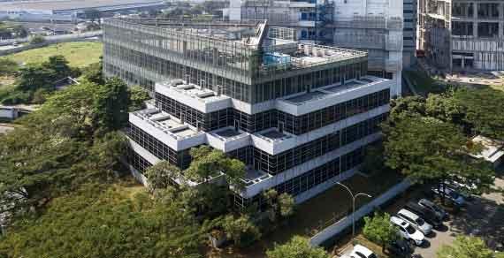 DCI data center indonesia