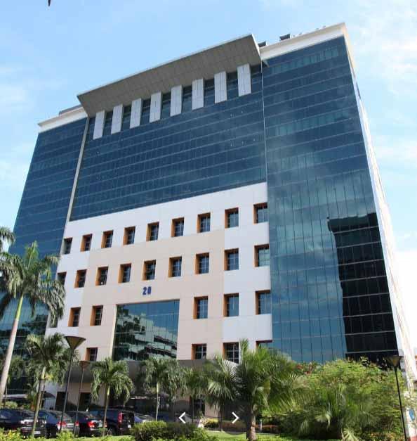 Equinix Singapore SG1