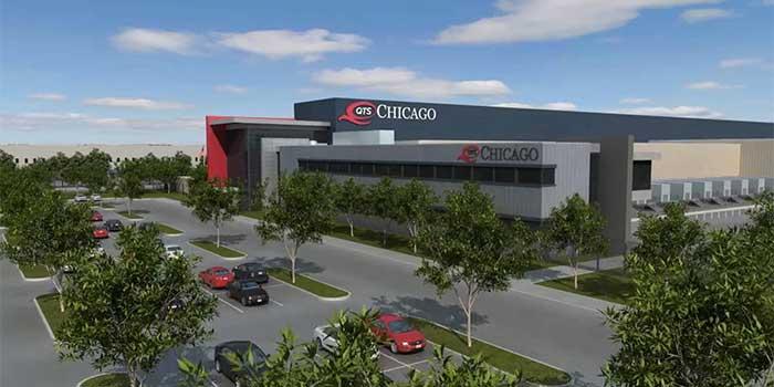 QTS Chicago data center
