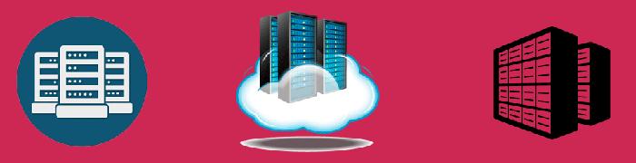 Data Center Server and Cloud