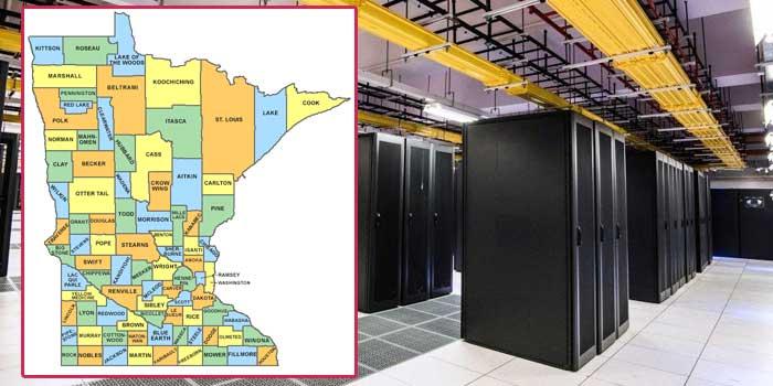 Minnesota data center